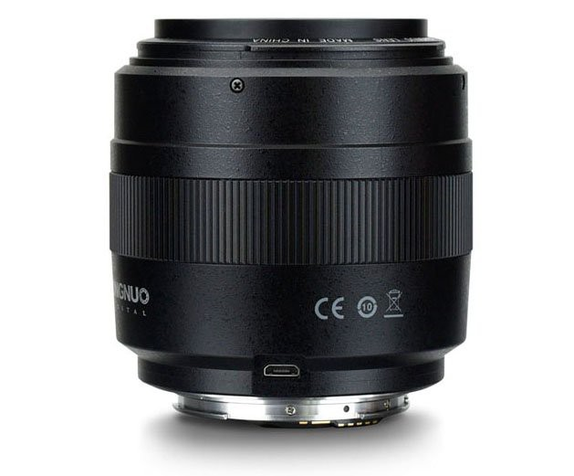Yongnuo ra mắt ống kính 50mm f/1.4 II cho ngàm Canon EF: thiết kế chắc chắn hơn, 7 lá khẩu cho bokeh sao 14 cánh, giá chỉ bằng một nửa hàng Canon - Ảnh 3.
