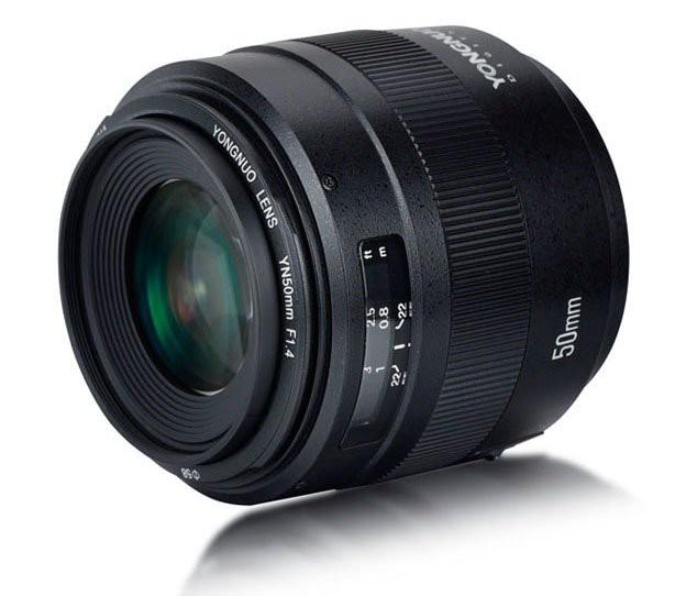 Yongnuo ra mắt ống kính 50mm f/1.4 II cho ngàm Canon EF: thiết kế chắc chắn hơn, 7 lá khẩu cho bokeh sao 14 cánh, giá chỉ bằng một nửa hàng Canon - Ảnh 4.