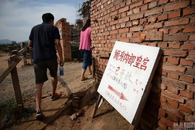 Tượng Nhân Sư photocopy ở Hà Bắc được hồi sinh, Ai Cập tiếp tục đệ đơn khiếu nại Trung Quốc lên UNESCO - Ảnh 4.