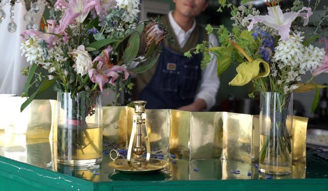 Những nhà hàng chỉ 1 nhân viên tại Hàn Quốc: vừa là thu ngân, vừa là đầu bếp, vừa là người phục vụ - Ảnh 5.