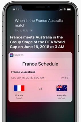 Apple cập nhật Siri, App Store và News để sẵn sàng cho World Cup 2018 - Ảnh 2.