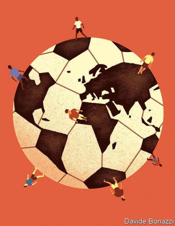 Mô hình kinh tế lý giải vì sao một quốc gia bình thường như Uruguay có thể 2 lần vô địch World Cup còn Trung Quốc thậm chí chưa thể lọt vào vòng 32 - Ảnh 23.