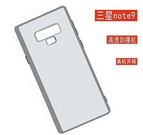 Ảnh thiết kế tiết lộ Galaxy Note 9 sẽ có nút chụp màn hình chuyên dụng, không còn phải nhấn và giữ nữa - Ảnh 2.