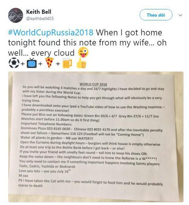 Vợ nhà người ta mùa World Cup: Dọn đến ở nhờ chị gái cho chồng thoải mái rủ bạn đến xem bóng đá - Ảnh 1.