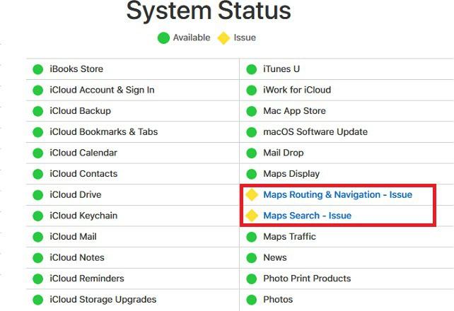 Apple Maps đang bị sập, nếu muốn tìm đường hãy dùng Google Map - Ảnh 2.