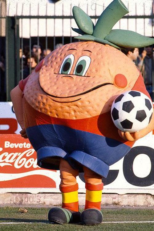 Đây là 5 linh vật ý nghĩa nhất trong lịch sử các vòng chung kết World Cup - Ảnh 2.