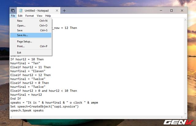 Cách kích hoạt tính năng thông báo giờ trên Windows 10 - Ảnh 3.