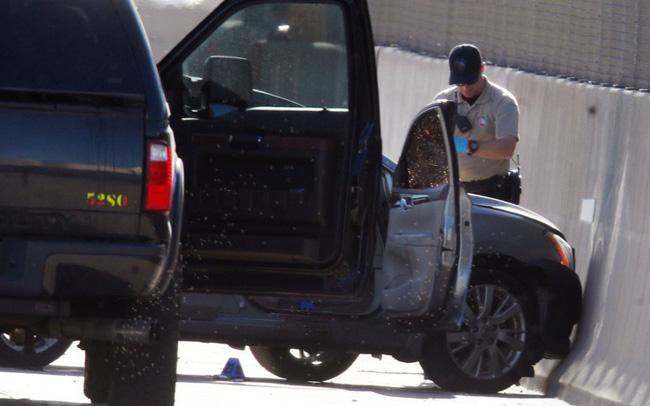 Tài xế Uber nổ súng sát hại hành khách - Ảnh 1.