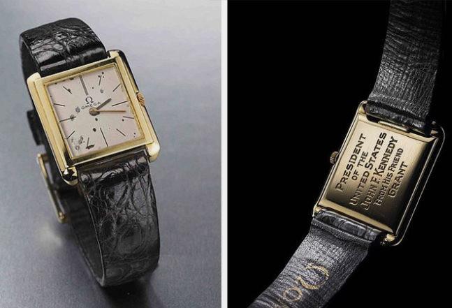 Câu chuyện về 6 chiếc đồng hồ của 6 người đàn ông vĩ đại trong lịch sử nhân loại - Ảnh 2.