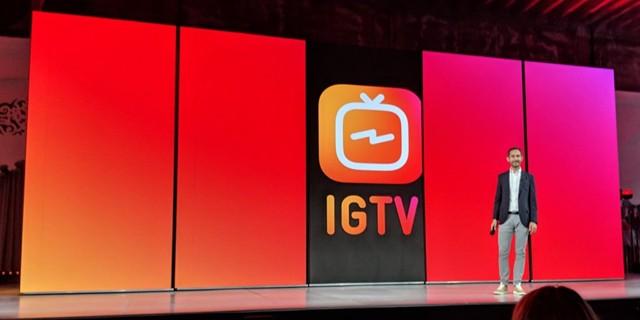 Cách sử dụng tính năng IGTV vừa ra mắt của Instagram - Ảnh 1.