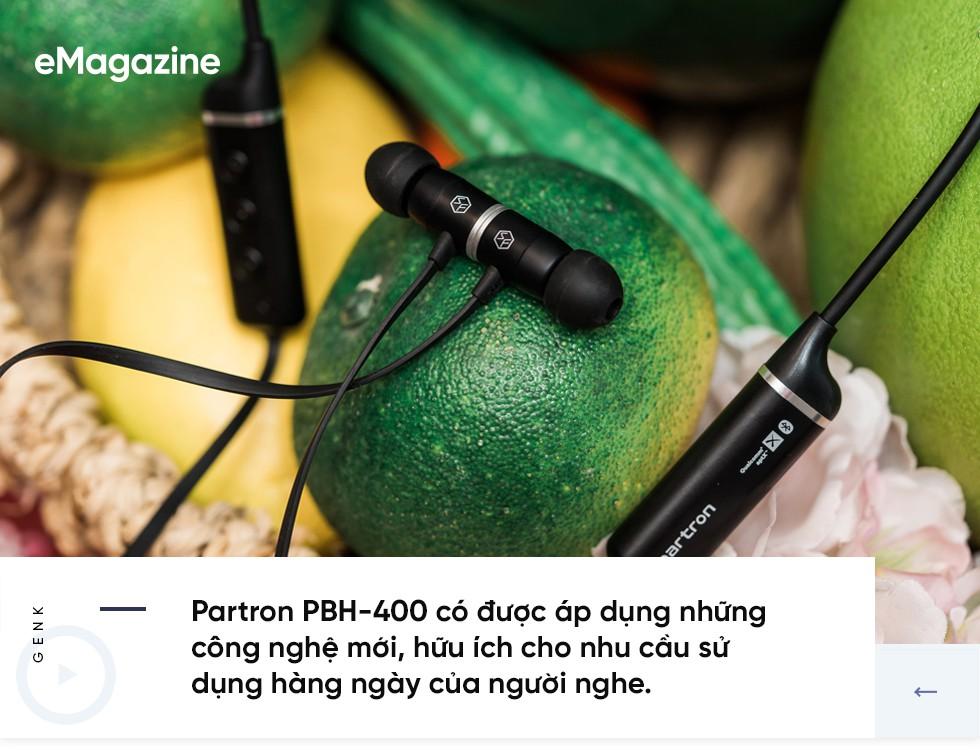 Đánh giá tai nghe không dây Partron PBH-400 - Tính chuẩn mực cao tạo nên một sản phẩm đáng mua - Ảnh 6.