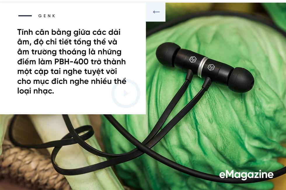 Đánh giá tai nghe không dây Partron PBH-400 - Tính chuẩn mực cao tạo nên một sản phẩm đáng mua - Ảnh 9.
