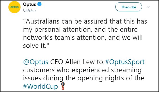 Australia: Internet quá lag để xem World Cup, Thủ tướng đích thân hỏi thăm khiến nhà mạng răm rắp sửa lỗi - Ảnh 2.