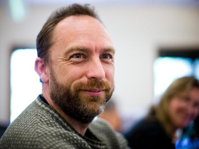 Đồng sáng lập Wikipedia - Jimmy Wales