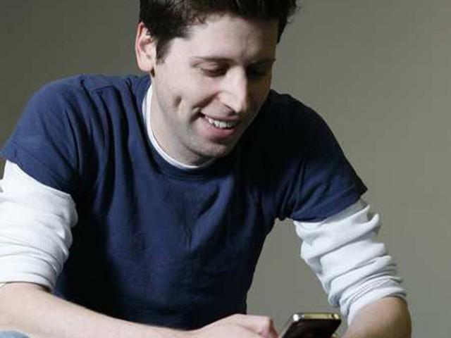 Sam Altman - CEO của Y Combinator