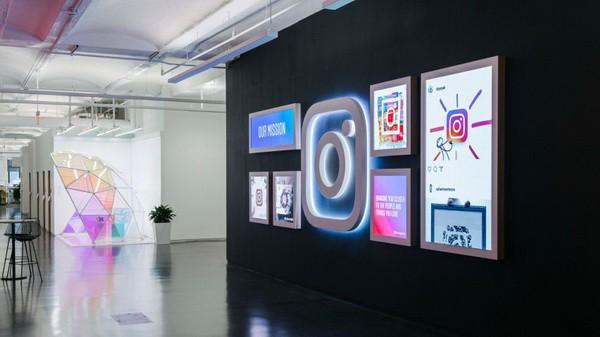 Cùng ngắm văn phòng mới của Instagram, khắp muôn nơi đều có thể selfie thoải mái - Ảnh 10.