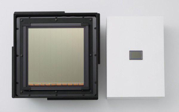 Cảm biến CMOS lớn nhất thế giới của Canon to gấp 40 lần cảm biến full frame thông thường - Ảnh 2.