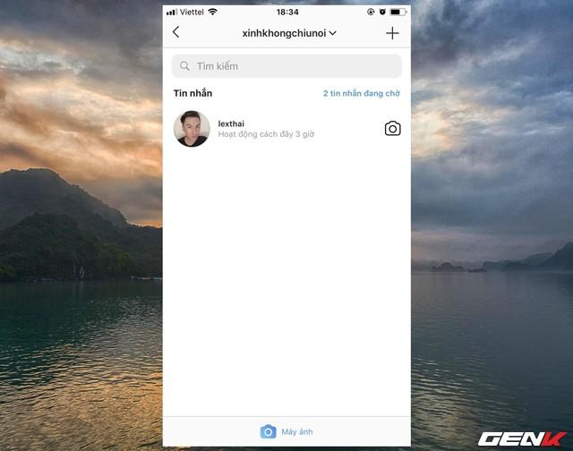 Instagram cập nhật tính năng cho phép gọi Video Call, và đây là cách sử dụng - Ảnh 5.