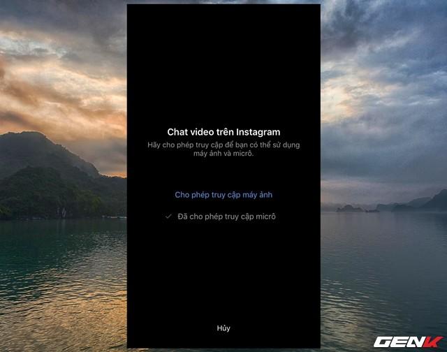 Instagram cập nhật tính năng cho phép gọi Video Call, và đây là cách sử dụng - Ảnh 7.