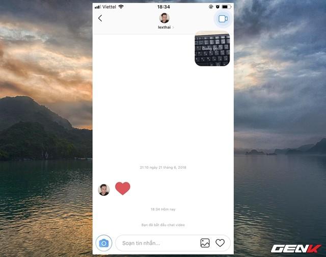 Instagram cập nhật tính năng cho phép gọi Video Call, và đây là cách sử dụng - Ảnh 9.