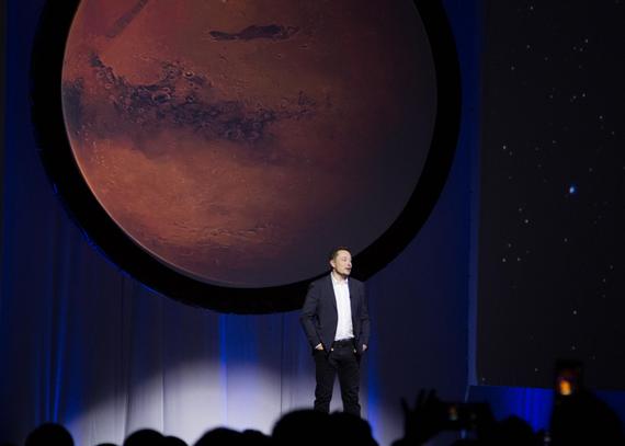 Elon Musk: không có người ngoài hành tinh, con người càng có nhiều hành tinh để chiếm - Ảnh 1.