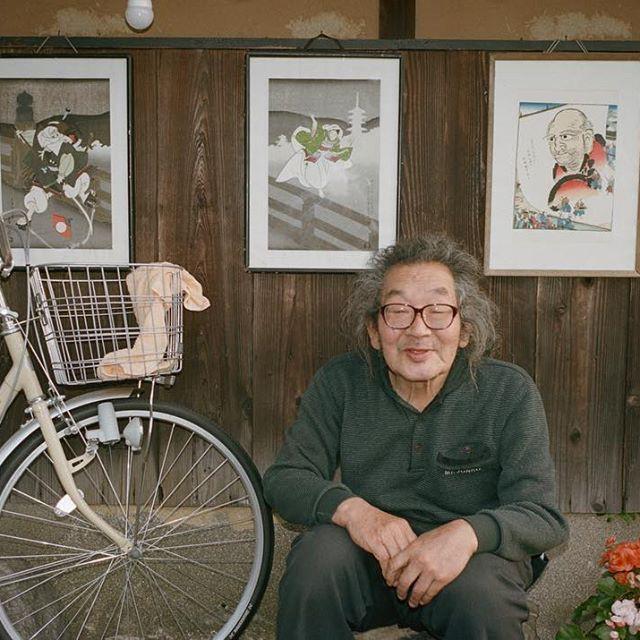 Viện bảo tàng tùy hứng của cụ ông người Nhật: Vui thì mở, buồn thì đóng, ngủ đủ giấc mới dậy cho khách vào xem - Ảnh 7.