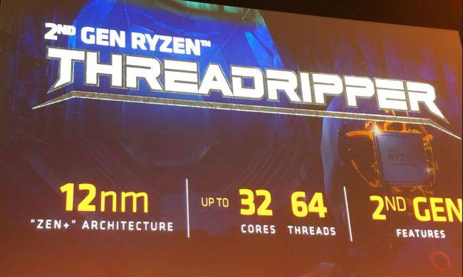 [Computex 2018] AMD giới thiệu CPU Threadripper thế hệ 2 với 32 nhân, phá kỷ lục số nhân mới được Intel thiết lập - Ảnh 2.