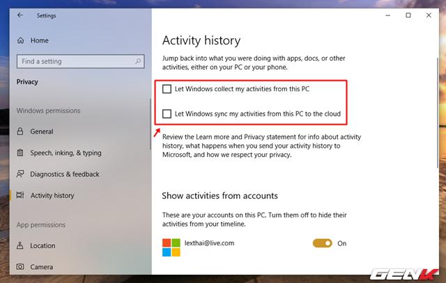 Cách vô hiệu hóa tính năng Timeline đầy phiền phức trên Windows 10 - Ảnh 4.