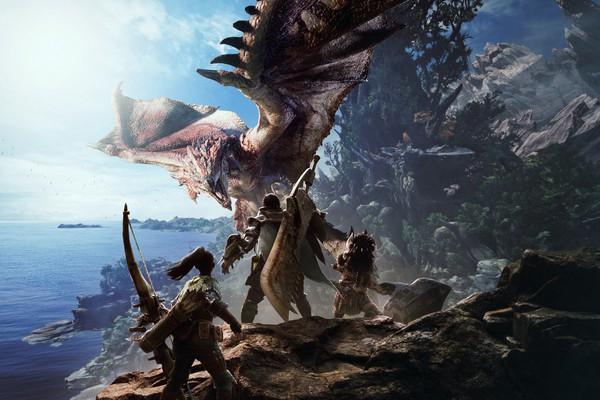 Bom tấn Monster Hunter World sắp mở cửa trên PC ngày 9/8 tới đây, quá đã - Ảnh 1.