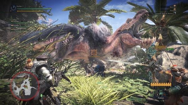 Bom tấn Monster Hunter World sắp mở cửa trên PC ngày 9/8 tới đây, quá đã - Ảnh 3.