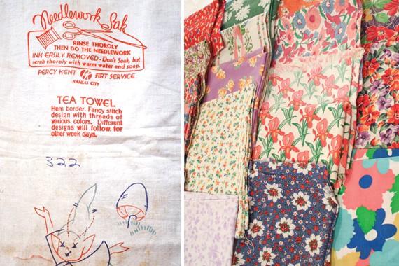 Vào thời kì Đại suy thoái, các công ty sản xuất bột mì đã in họa tiết lên bao vải để các mẹ có thể tái chế thành quần áo đẹp cho trẻ em - Ảnh 9.