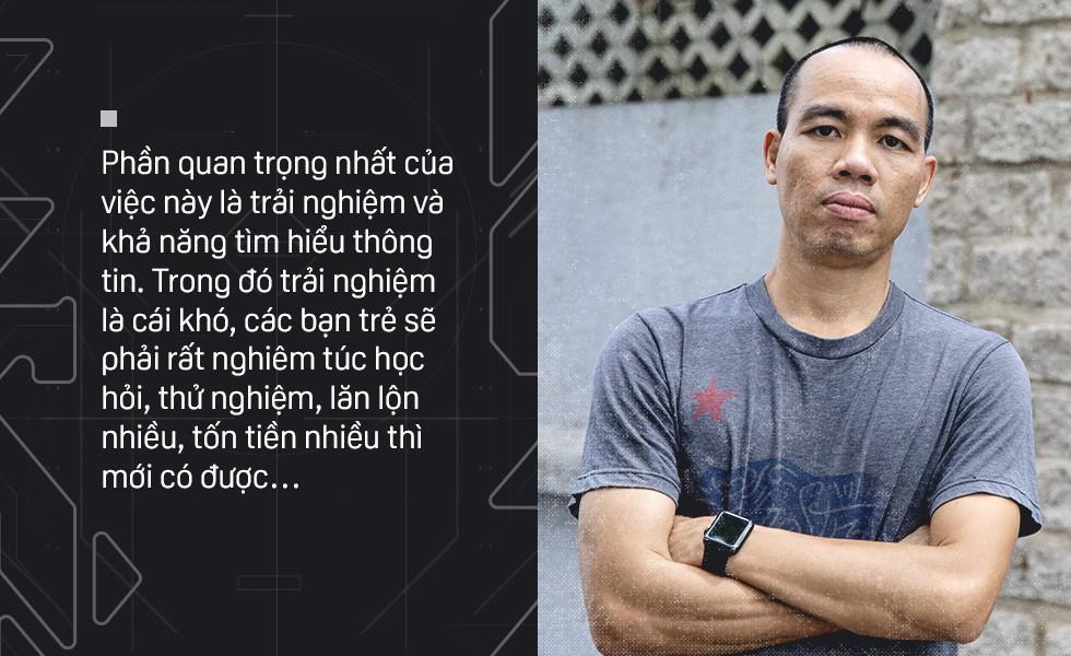 Cu Hiệp: từ chàng trai tạch Bách Khoa trở thành admin diễn đàn công nghệ lớn nhất Việt Nam - Ảnh 24.