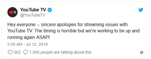 YouTube TV sập ngay lúc Croatia gỡ hòa trong trận bán kết, nhiều người kêu khóc trên Twitter - Ảnh 4.
