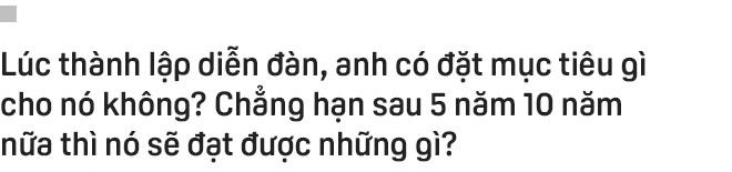 Cu Hiệp: từ chàng trai tạch Bách Khoa trở thành admin diễn đàn công nghệ lớn nhất Việt Nam - Ảnh 14.