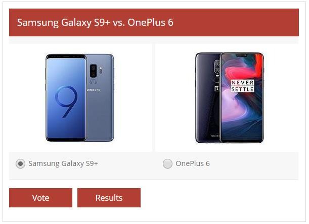 Chung kết World Cup 2018 của smartphone: Samsung Galaxy S9+ và OnePlus 6 đang tranh ngôi vương với tỉ số sát nút - Ảnh 2.