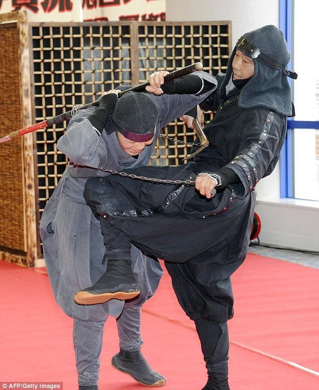 Nhật Bản đang thiếu hụt ninja, trả lương đến 2 tỷ/năm vẫn không ai chịu làm - Ảnh 1.