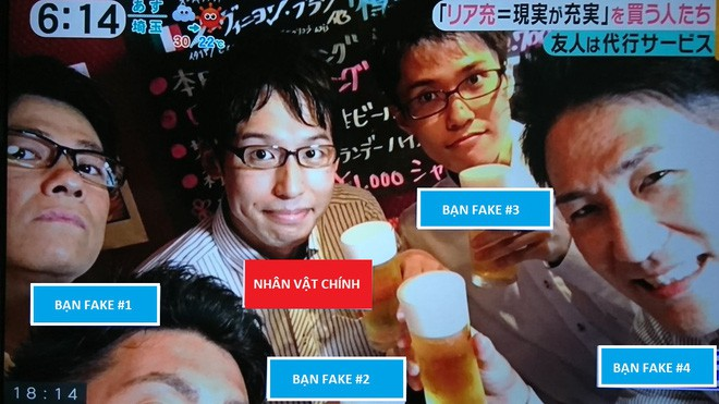 Công viên giải trí Nhật Bản cho thuê bạn giả để chụp ảnh sống ảo, khỏi bị chê là người cô đơn - Ảnh 3.