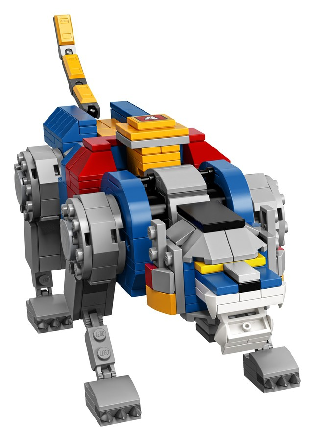 Trở về tuổi thơ với bộ LEGO Dũng sĩ Hesman đủ 5 con sư tử 2321 mảnh nhưng giá hơi cao tận 4 triệu - Ảnh 4.