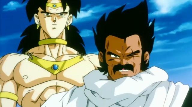 Paragus cha của siêu Saiyan huyền thoại Broly có sức mạnh to lớn gì? - Ảnh 1.