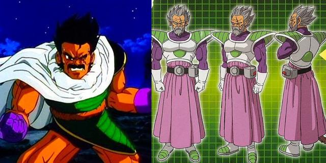 Paragus cha của siêu Saiyan huyền thoại Broly có sức mạnh to lớn gì? - Ảnh 2.