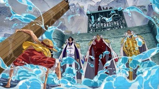 5 khoảnh khắc ấn tượng trong One Piece do cộng đồng game thủ bình chọn: Ngàn người gọi tên ACE! - Ảnh 4.