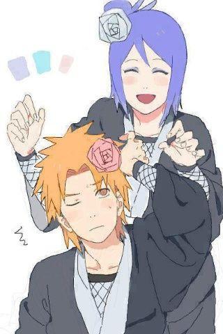 9 cặp đôi đáng yêu và tuyệt vời nhất trong Naruto, bạn thích cặp nào? - Ảnh 4.