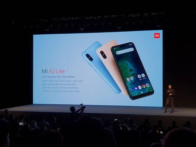 Xiaomi Mi A2, A2 Lite ra mắt: bộ đôi smartphone Android One giá chưa đến 6 triệu, thiết kế na ná iPhone X, cũng có camera AI - Ảnh 15.