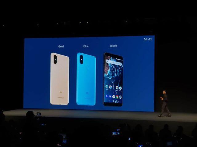 Xiaomi Mi A2, A2 Lite ra mắt: bộ đôi smartphone Android One giá chưa đến 6 triệu, thiết kế na ná iPhone X, cũng có camera AI - Ảnh 8.