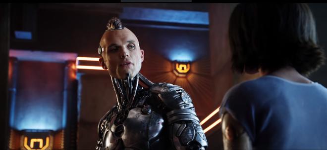 Cha đẻ Avatar tung trailer như muốn kể tuốt tuột cả phim về thiên thần nửa người nửa máy - Ảnh 5.