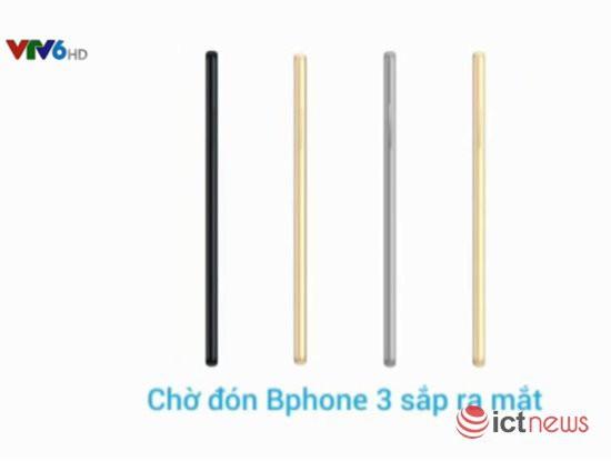 Công ty Nhật Bản sẽ lắp ráp smartphone Bphone 3 - Ảnh 1.