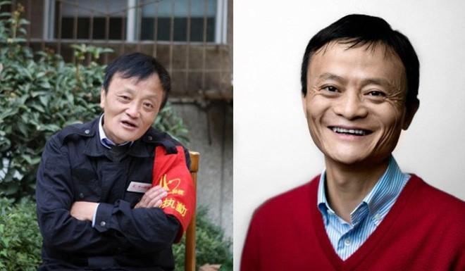 Trung Quốc: Phát hiện anh thợ sửa điều hòa trông giống hệt Jack Ma - Ảnh 2.