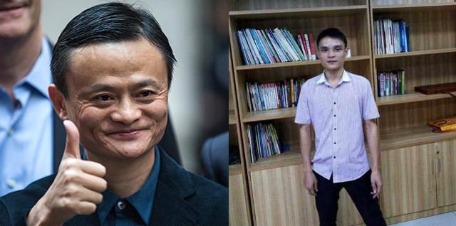 Trung Quốc: Phát hiện anh thợ sửa điều hòa trông giống hệt Jack Ma - Ảnh 4.
