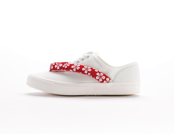 Khi bạn thích đi dép cho thoáng nhưng không thể rời xa sneakers, chắc chắn bạn phải mua mẫu giày này - Ảnh 7.