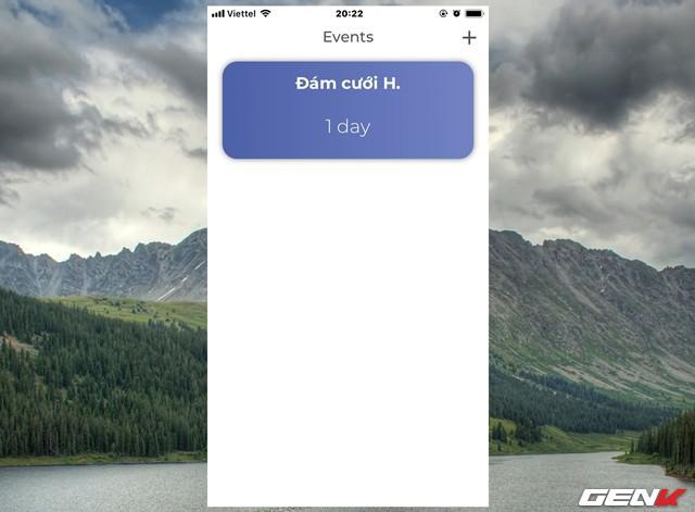 Có thể xem đây là ứng dụng lên lịch sự kiện đẹp nhất trên iPhone mà bạn nên thử qua - Ảnh 7.